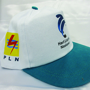 Topi Sablon Manual